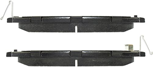 StopTech 309.10780 Street Performance Front Brake Pad (Performance Street Brakes)