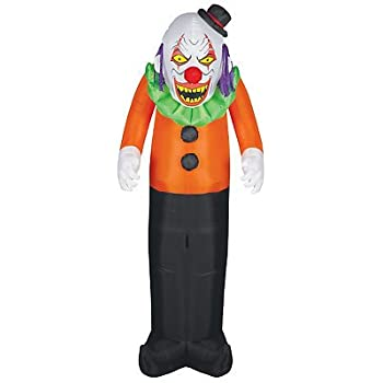 Amazon Scary Clown Airblown Inflatable Toys Amp Games