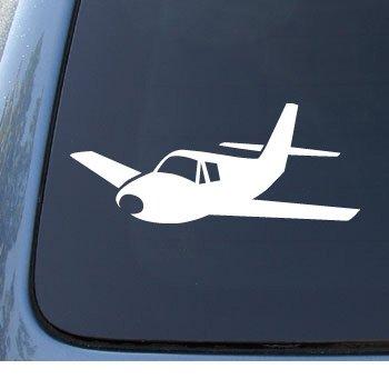 Airplane - Pilot Wings - Car, Truck, Notebook, Vinyl Decal Sticker 1001 (11