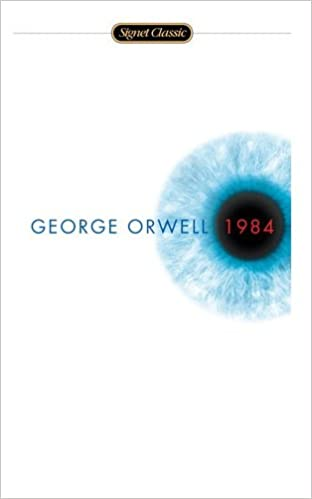 One book by George Orwell?