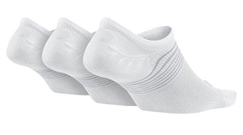 Nike Train wolf De Femme Lightweight Grey Blanc Paires 3 Chaussettes pack Pour q5r4xvq
