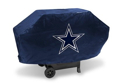 NFL Dallas Cowboys Vinyl Padded Deluxe Grill Cover