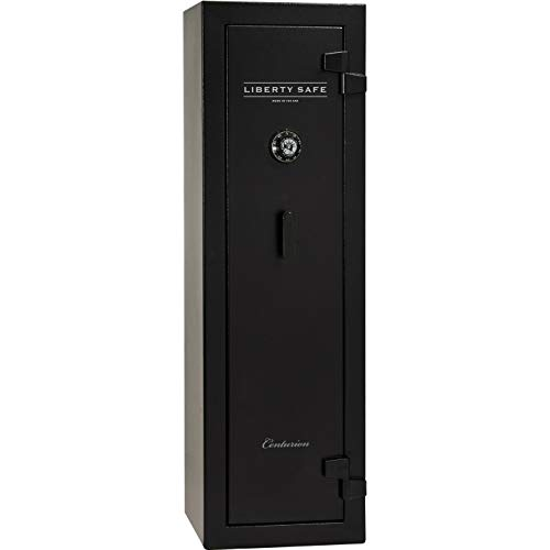 Liberty 12 Gun Capacity Safe with Electronic Lock