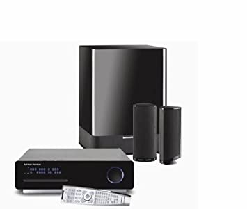 Harman-Kardon HS 200 - Home Cinema - 2 + Subwoofer (2.1)