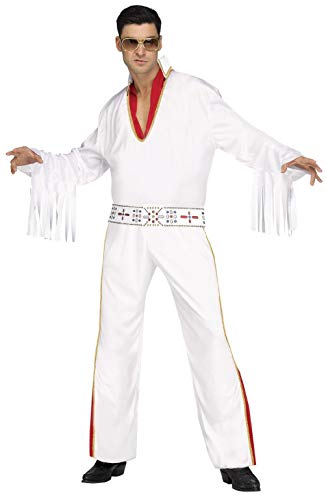Adult Elvis Presley Vegas Rocker Costume