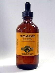 Elecampane Extract, 4 Oz by Herb Pharm (Pack of 3) by Herb Pharm