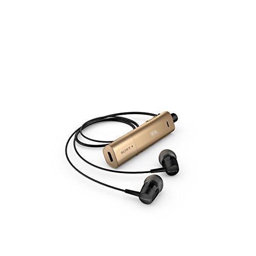 (Sony SBH54 Gold Stereo Bluetooth Headset)