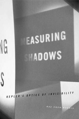 Measuring Shadows: Kepler's Optics of Invisibility