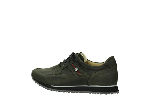 Stretch Formadores Leather Confort nbsp;e Green 20730 Forest walk Wolky 05800 a8gxngR