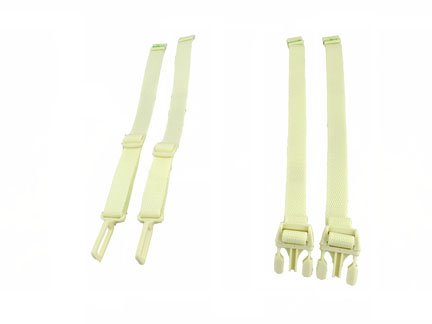Lowest Prices! Fisher Price Replacement Cradle n Swing Papasan Deluxe CREAM STRAPS Belts NEW