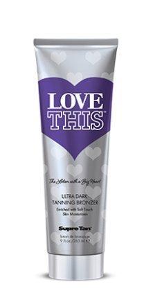 Supre Tan LOVE THIS Ultra Dark Tanning Bronzer Indoor Tan Ta