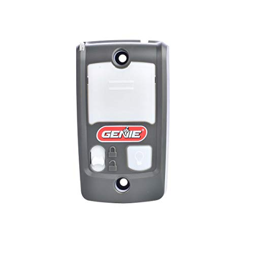 - Genie Series II Garage Door Opener Wall Console - Sure-Lock/Vacation Lock for Extra Security - Light Control Button -  Compatible with All Genie Series II Garage Door Openers - Model GBWCSL2