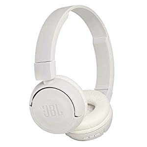 JBL T460BT by Harman, Wireless On Ear Headphones with Mic, Pure Bass, Portable, Lightweight & Flat Foldable, Voice…