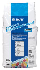 Mapei Keracolor Unsanded Grout 10lbs