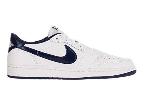 Scarpe White 1 Uomo Low Retro Sportive Midnight Nike Og Navy Air Jordan zqwTxTYAH