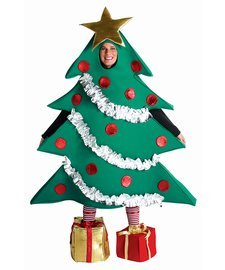 Christmas Tree Adult Costume -