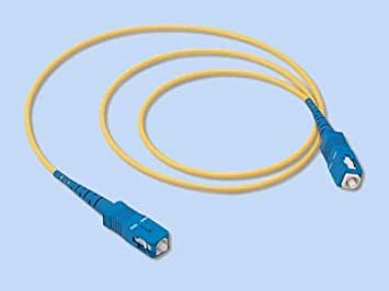 Cable Length: 10m Computer Cables SC to SC Fiber Patch Cord Jumper Cable SM Simplex Single Mode Optic for Network 3m 5m 10m 10ft 16ft 33ft Yoton