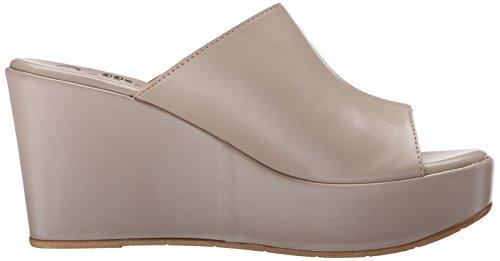 Callisto Women's Taupe Platform Marlaa Sandal wwRrqBg