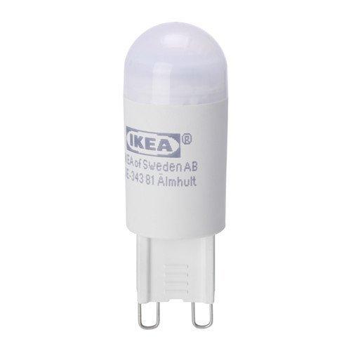 Bombilla LED RYET G9 200 lm, OPAL