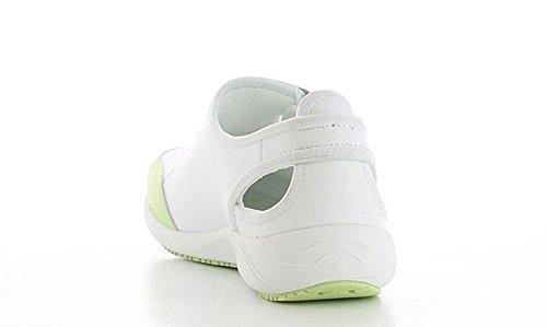 Women's lgn Light Green Shoes Work Green Lilia Oxypas vSaz55