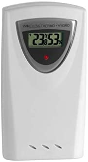 TFA 35.1100 Meteotime Duo Radio-Controlled Weather Station//Professional Forecast via DCF Signal