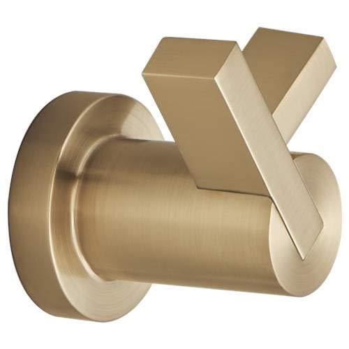 Brizo Litze Robe Hook 693535-GL Luxe Gold