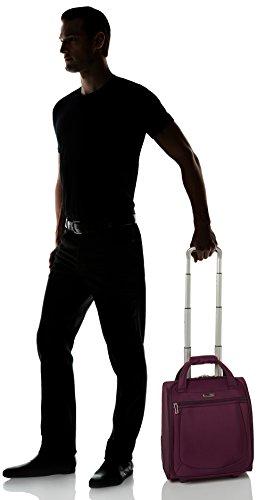 cade70625117 Samsonite Mightlight 2 Softside Wheeled Boarding Bag, Grape Wine