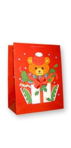 Amazon.com: Grandes bolsas de regalo de Navidad con diseño ...