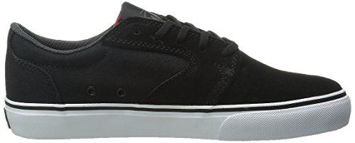 Black Skateboarding Lakai Suede Fura Shoe Men's qIBw6ZgxB