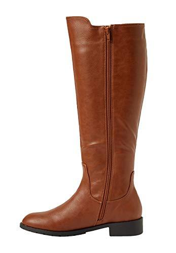 Comfortview Women's Wide Width The Milan Wide Calf Boot
