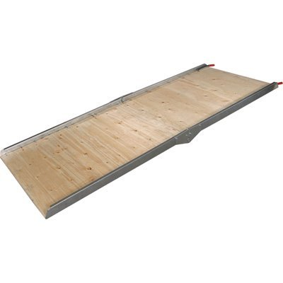 West Build-Your-Own Utility Ramp Kit - 8ft.L, 24in.-36in. Lift, Model# 1242 (Minivans Wheelchair Ramps)