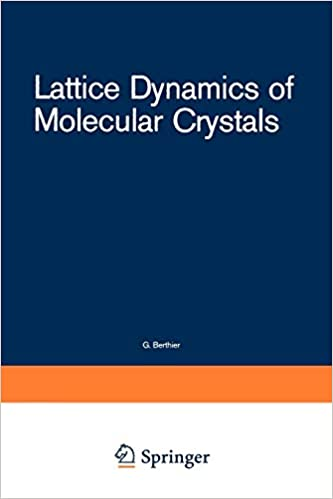 Lattice Dynamics of Molecular Crystals