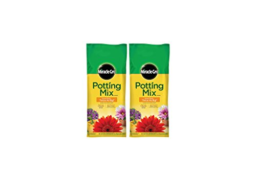 Miracle-Gro Potting Mix, 2-Cubic Feet