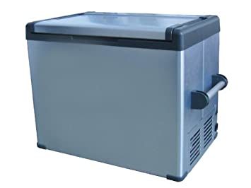 Auto Kühlschrank Mit Kompressor : Prime tech kompressor kühlbox 90 liter 12 24 volt kühlung bis 19