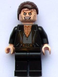 LEGO Harry Potter: Fenrir Greyback Minifigura: Amazon.es ...
