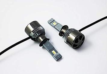 modello H1 H7 H4 H11 H11 H8 H9 J/&J 72W LED V3 Faro Kit 12000LM 6000K Bianco Lampade anabbaglianti o abbaglianti
