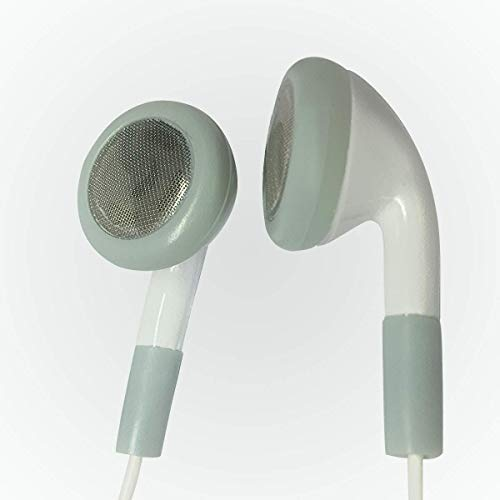 10-Pack Rocket Disposable Headphones Earbud Ear-Phones for MP3 iPod Portable CD DVD Player iPhone Cellphones