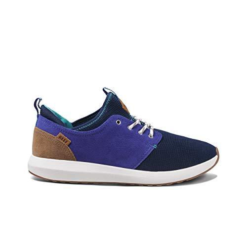 Reef Men's Cruiser Sneakers, Ocean/Mid Blue, 12