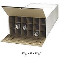 SAF3094 - Safco Tube-Stor Roll File