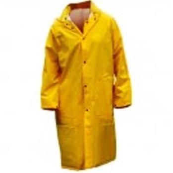 SafeHarbor 35 Raincoat, Extra Large Truline (8 Pack)