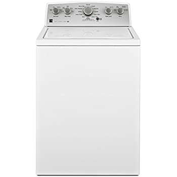 Kenmore 22352 4.2 cu. ft. Top Load Washer in White, includes delivery and hookup (Available in select cities only)