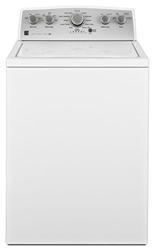Kenmore 22352 4 2 Cu  Ft  Top Load Washer In White  Includes Delivery And Hookup  Available In Select Cities Only