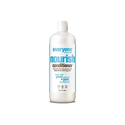 Everyone Sulfate-Free Hair Conditioner, Nourish, 20.3 Ounce