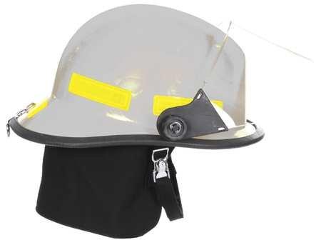 Fire Helmet, White, Modern by Fire-Dex (Image #1)