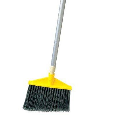 Brute Flagged Broom (Angle Brooms - brute flagged broom polyfill gray)