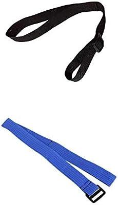 2xBaby Buggy Stroller Pram Safety Belt Wrist Strap Hand Tug Travel Accessory