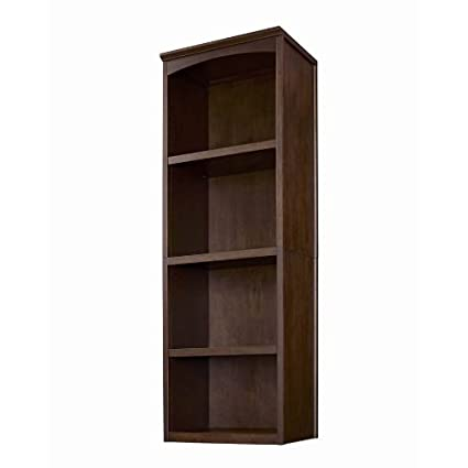 Amazon com: allen + roth Sable Wood Closet Tower: Home & Kitchen