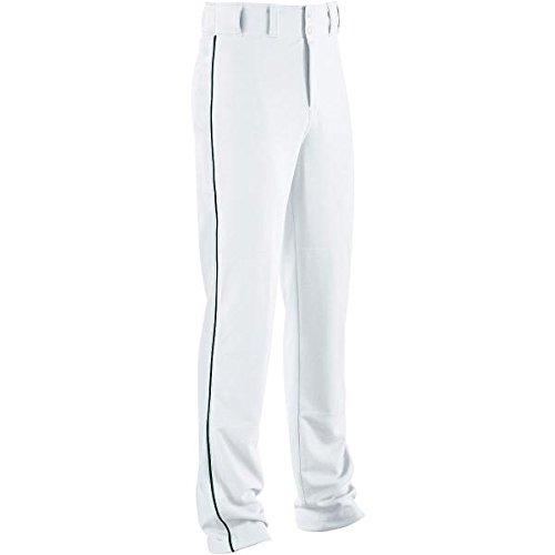 High5 Sportswear Youth Piped Classic Double-Knit Baseball Pant