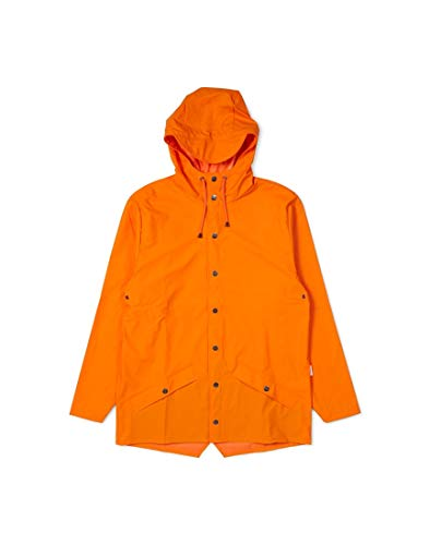 S Rains Fire Classic Jacket Orange wfSfqC