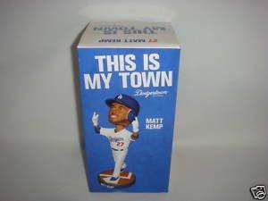 (NIB Dodgers Matt Kemp Bobblehead SGA August 19)